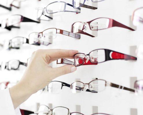 أمد نظارات