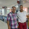 زيارة ميدانية لفضاء بلدية أمد بالشباك المجاور
